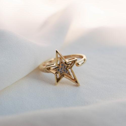 טבעת בצורת כוכב